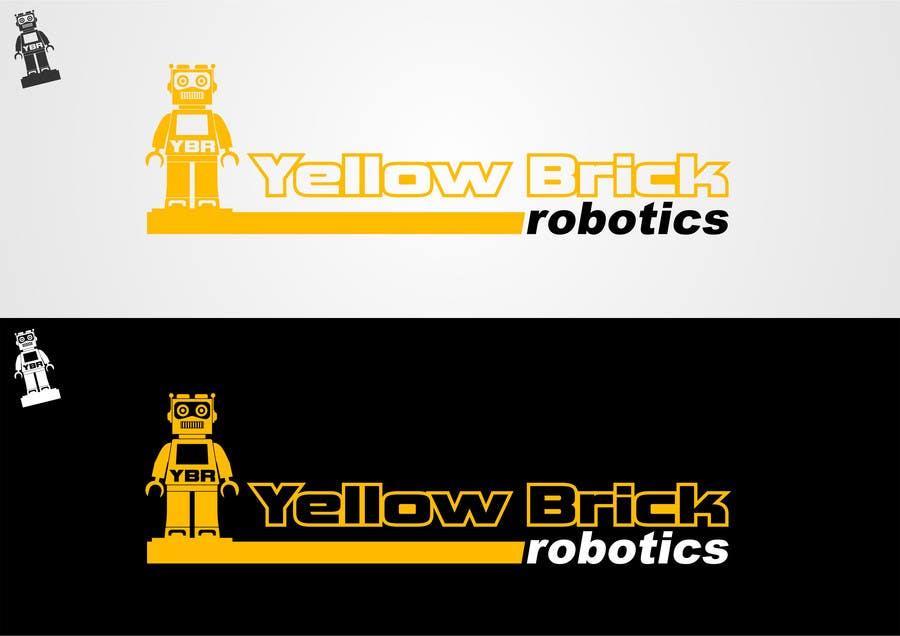 Entry 62 By Mille84 For Lego Robotics Business Logo Design