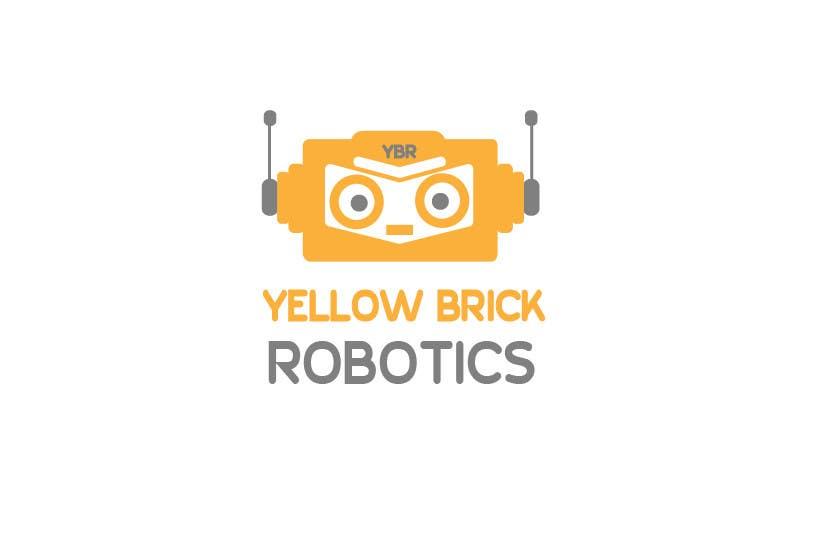 Inscrição nº                                         106                                      do Concurso para                                         Lego Robotics Business Logo Design Competition