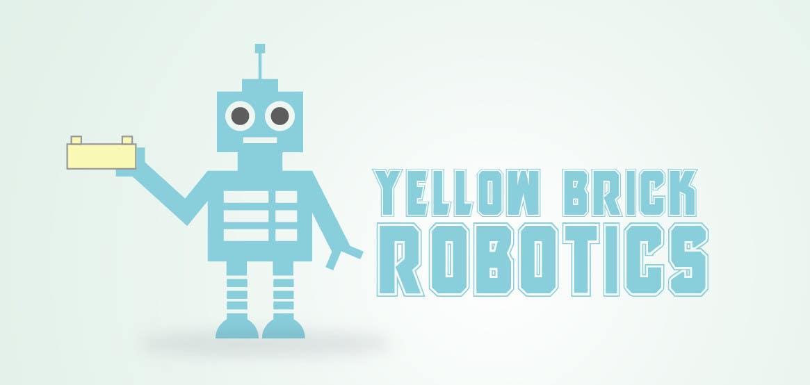 Inscrição nº                                         57                                      do Concurso para                                         Lego Robotics Business Logo Design Competition