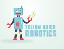 Nro 61 kilpailuun Lego Robotics Business Logo Design Competition käyttäjältä vishavbhushan