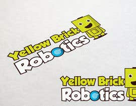 Nro 30 kilpailuun Lego Robotics Business Logo Design Competition käyttäjältä sandwalkers