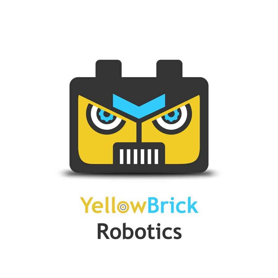 Inscrição nº                                         92                                      do Concurso para                                         Lego Robotics Business Logo Design Competition