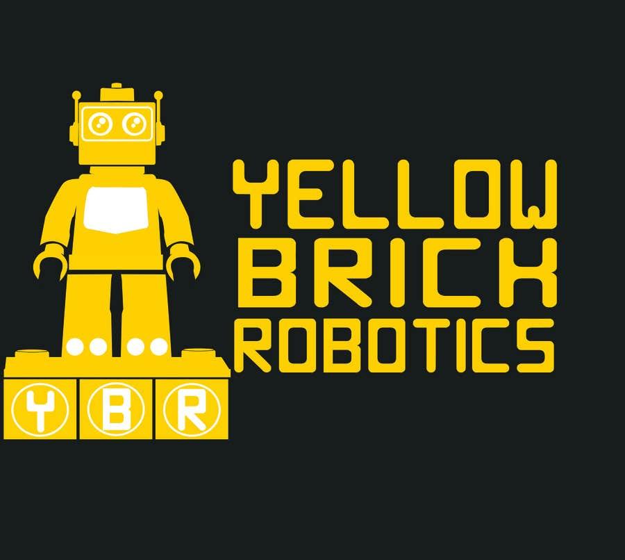 Inscrição nº                                         53                                      do Concurso para                                         Lego Robotics Business Logo Design Competition