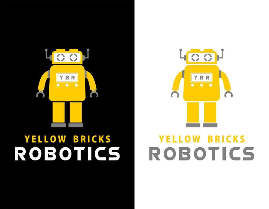 Inscrição nº                                         68                                      do Concurso para                                         Lego Robotics Business Logo Design Competition