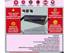 #10 for Flyer Design for surge protector af safimubi