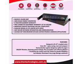 #6 for Flyer Design for surge protector af safimubi