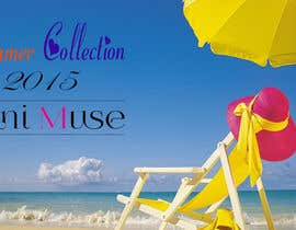 #5 for Design a Banner for Yani Muse by mzakir88