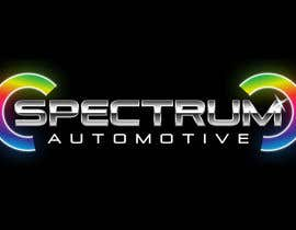 #97 untuk Design a Logo for Spectrum Automotive oleh logoflair