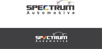 #18 para Design a Logo for Spectrum Automotive por creativeartist06