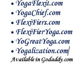 #31 cho Need a brand name for yoga business bởi SmartestLancer