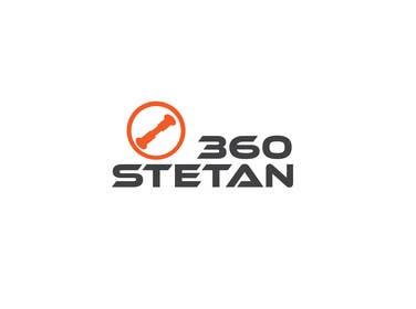 Nro 11 kilpailuun Design a Logo for STETAN 360 käyttäjältä eagledesignss
