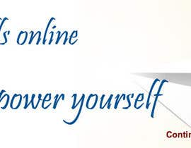 #24 for Design a Banner for  landing page of www.arcanemind.com by mahiweb123