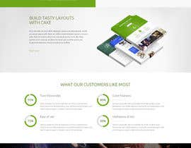#40 for Home Page Design by anuragbhelsewale