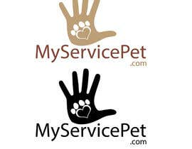 #5 for Design a Logo for myservicepet.com af stareetika