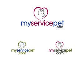 #26 for Design a Logo for myservicepet.com af lindavector