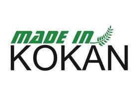 Nro 78 kilpailuun Logo Design for Made In Kokan käyttäjältä binoysnk