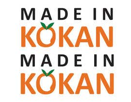 #85 for Logo Design for Made In Kokan af mychhabi