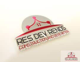 #102 untuk RDR: Design a Logo for Construction / Renovation Company oleh nizagen