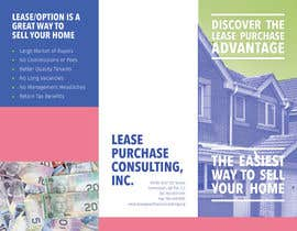 #15 untuk Design a Brochure for real estate investment company oleh mikevmendoza