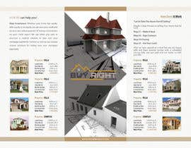 #11 untuk Design a Brochure for real estate investment company oleh aashrmann