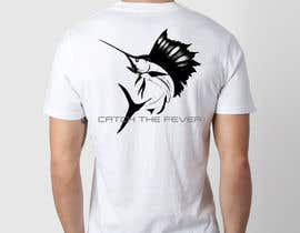 #114 cho Design a cool fishing shirt for my company Catch the Fever bởi sosopo