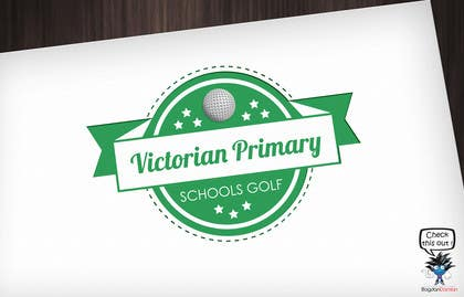 #99 for Victorian Primary Schools Golf Event - Logo Design af BDamian