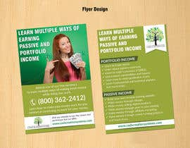 #24 untuk Design a Flyer and Banner for Cash Creation Systems oleh dinesh0805