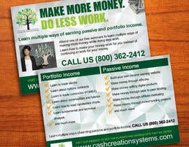 #19 untuk Design a Flyer and Banner for Cash Creation Systems oleh LantisDesign