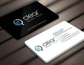 #16 for Recruitment Firm Business Card af Derard