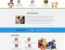 #3 cho Design a Website Mockup for A Child Care Centre bởi mahiweb123