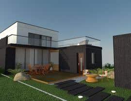#24 for Modern House Facade af biodomo