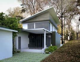 #15 cho Modern House Facade bởi architectvn