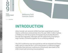 #26 for Design a Flyer for Conference af thekori