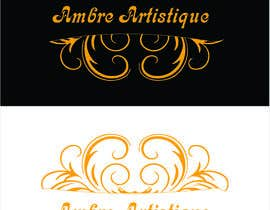 #11 cho Design logo for site ambreartistique.com bởi femi2c