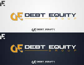 #228 cho Design a Logo for 'DEBT EQUITY GROUP' bởi mille84