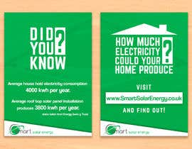 #10 for Design a Flyer for solar company af umamaheswararao3