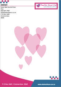 #11 untuk Design a letterhead and business cards for a social club oleh rajkumar3219