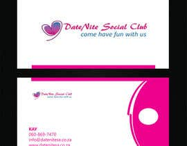 #13 para Design a letterhead and business cards for a social club por BitDE5IGN