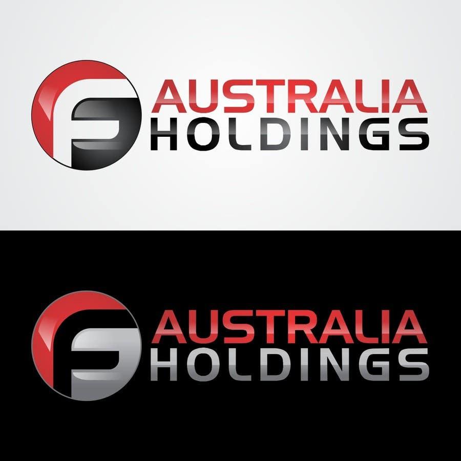 Penyertaan Peraduan #32 untuk 设计徽标 for FG AUSTRALIA HOLDINGS PTY LTD