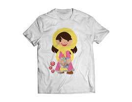 sandrasreckovic tarafından Design a T-Shirt for for small girl -- 3 için no 3