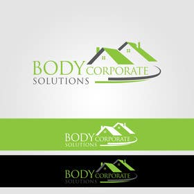#89 for Design a Logo for company Body Corporate Solutions af zubidesigner