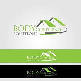 Nro 89 kilpailuun Design a Logo for company Body Corporate Solutions käyttäjältä zubidesigner