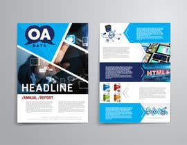 #7 for Design a 2-page product sheet af temoorskhan