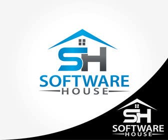 "#28 untuk Design a Logo for ""Software House Est."" oleh alikarovaliya"