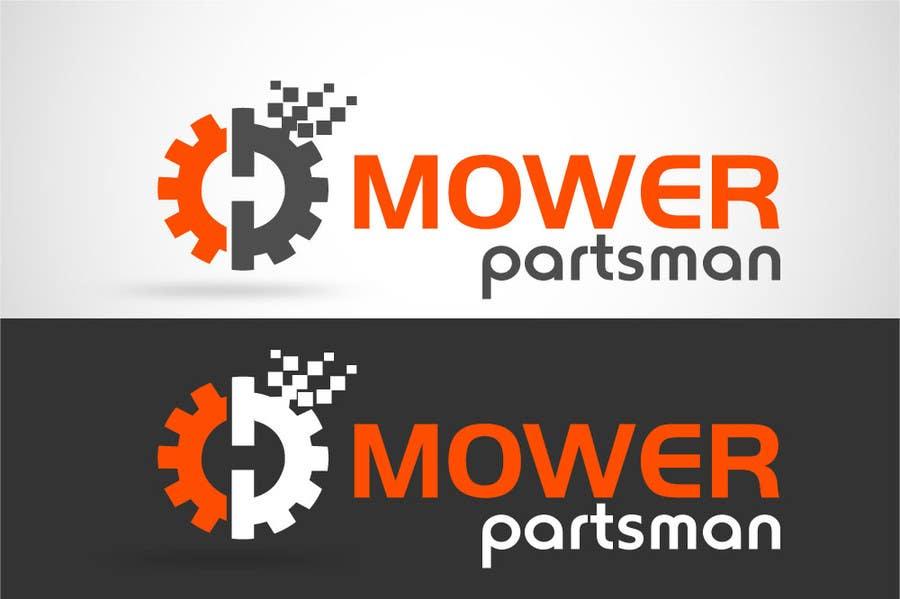 Bài tham dự cuộc thi #                                        58                                      cho                                         Design a Logo for Online Parts Store