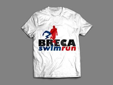 #243 untuk Design a Logo for Breca Swimrun oleh zbigniew72