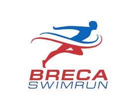 #251 para Design a Logo for Breca Swimrun por mazila