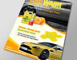 #14 cho Design a Brochure for a local car wash / car detailing center bởi lardher
