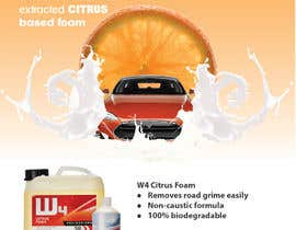 Nro 13 kilpailuun Design a Brochure for a local car wash / car detailing center käyttäjältä pearl1803