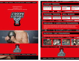 #7 for Ontwerp een Brochure for CrossFit Hasselt by propeller215